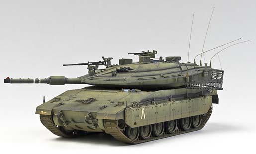 1-35 Merkava Mk IV LIC Tank