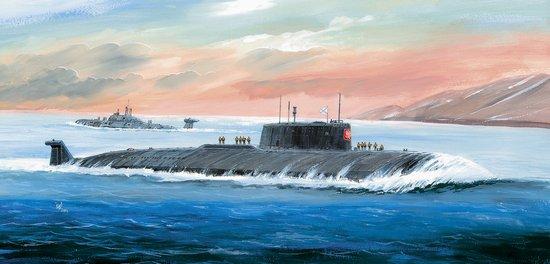 1-350 Russian Kursk K141 Nuclear Submarine Zvezda