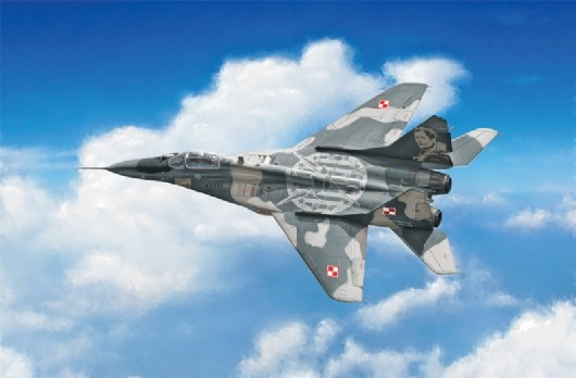 1-72 MiG29A Fulcrum Supersonic Air-Superiority Fighter 99