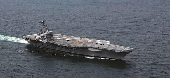 1-720 USS George H.W. Bush CVN77 Aircraft Carrier 145