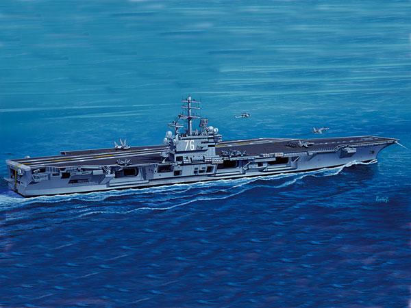 1-720 USS Ronald Reagan Aircraft Carrier 145