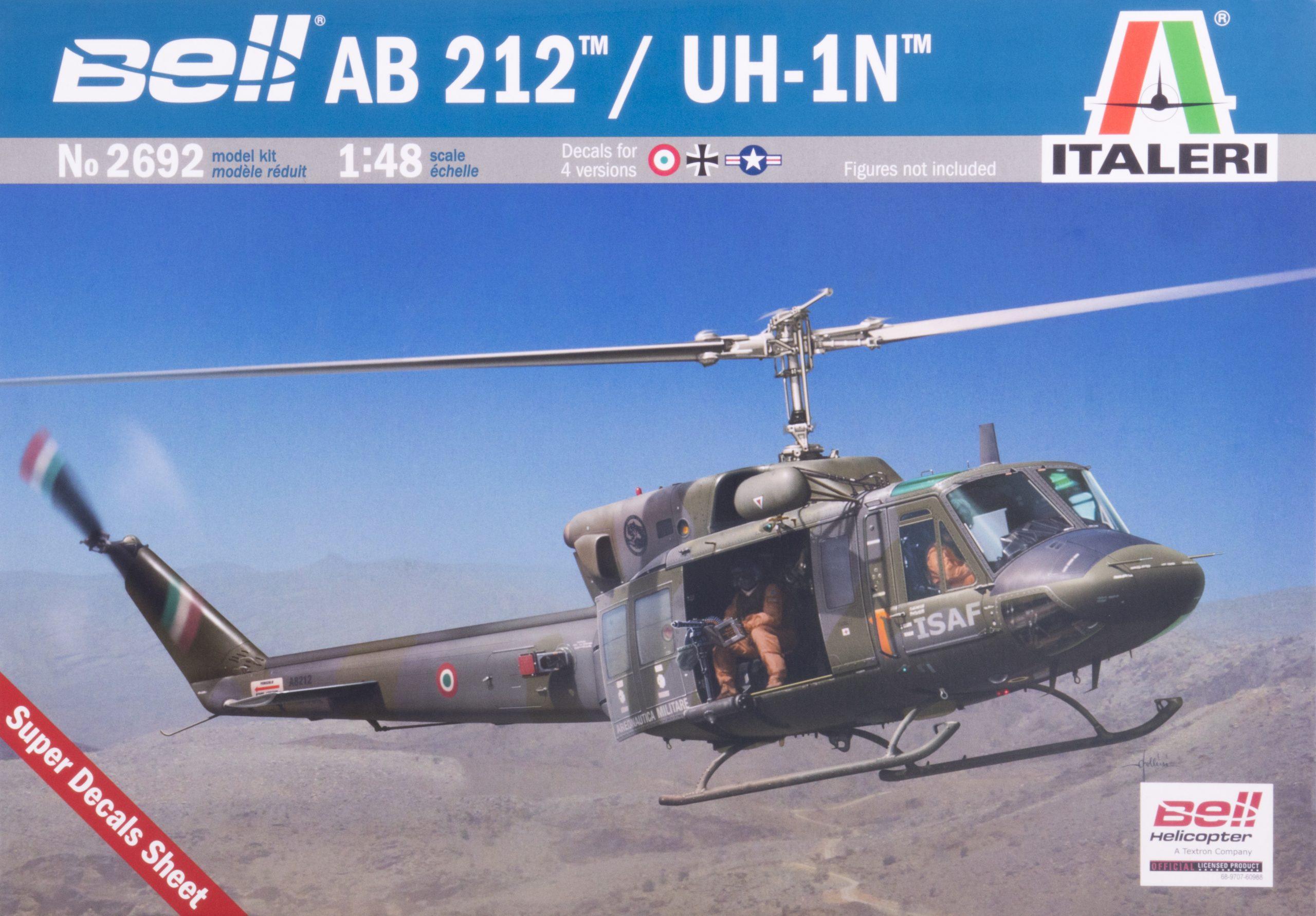 Bell Ab 212 1-48
