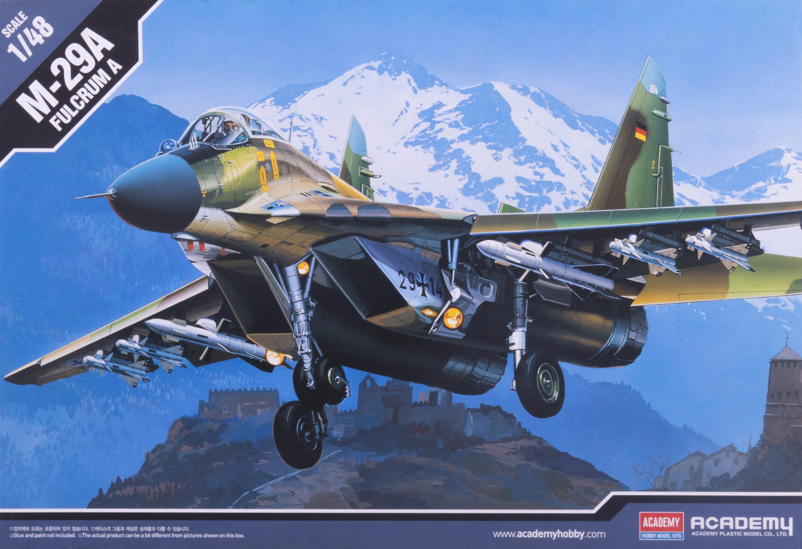 M-29A Fulcrum A 1-48