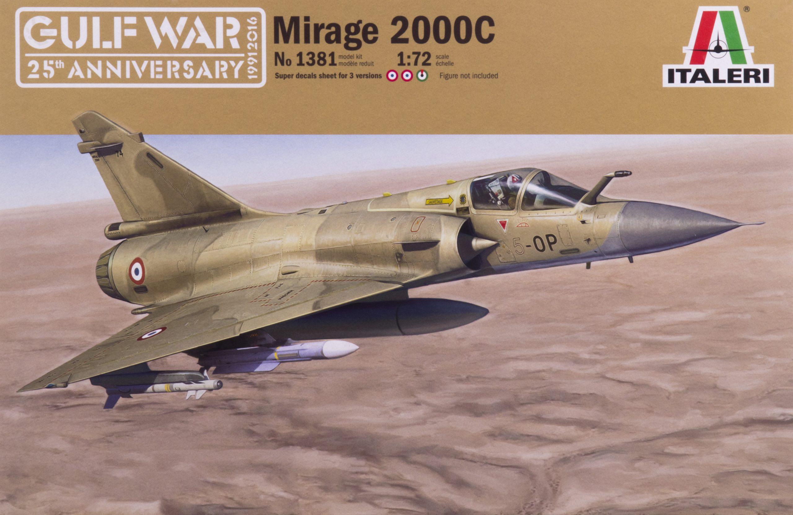 Mirage 2000C Gulf War 1-72