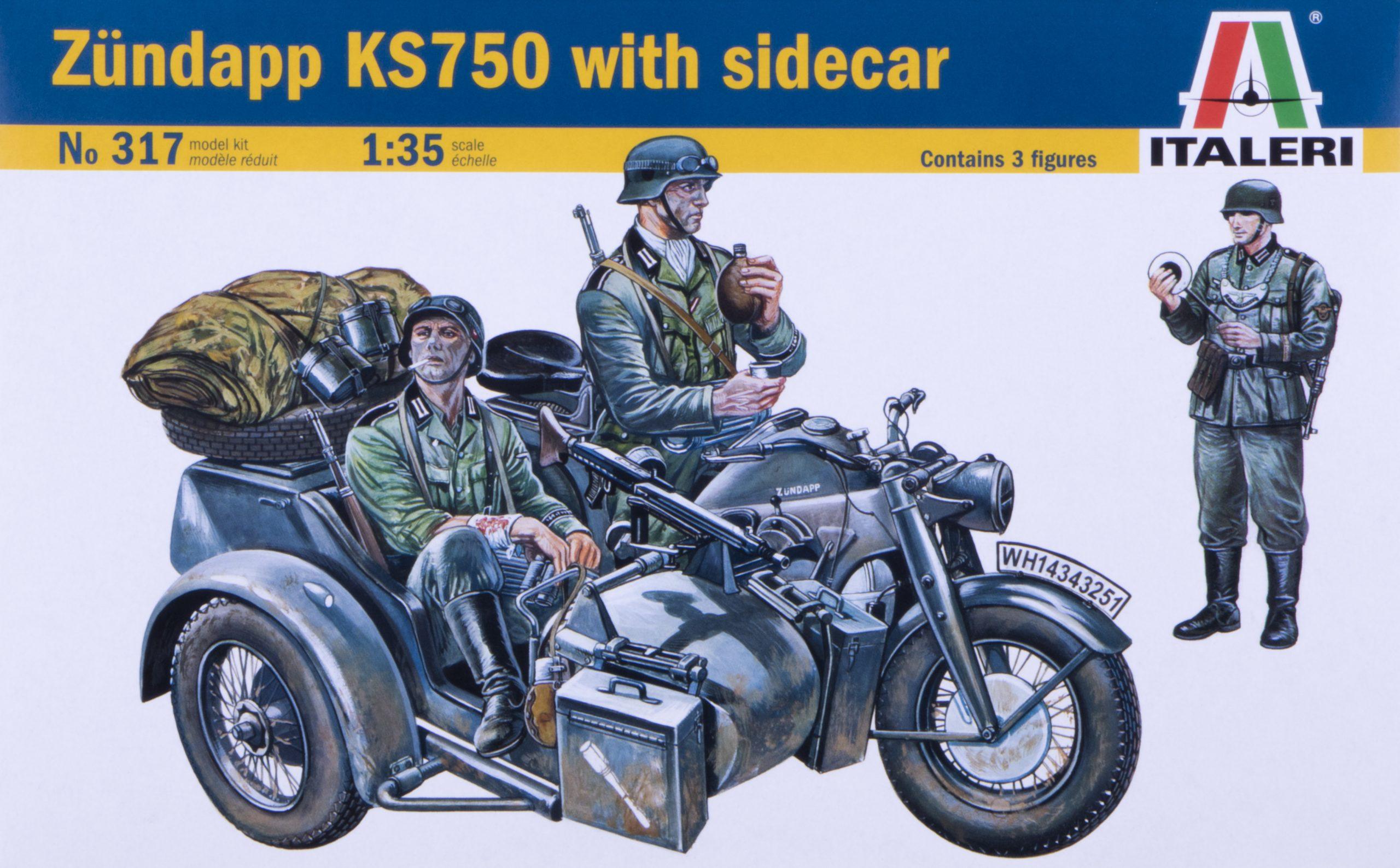 Zundapp KS750 1-35