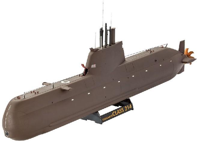 1-144 U-Boot Class 214 Submarine