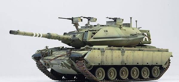 1-35 Magach 6B Gal Batash Tank