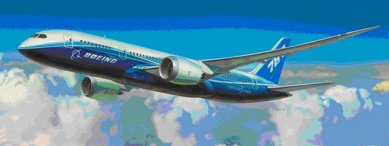 1:144 B787-8 Dreamliner Passenger Airliner