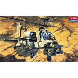 1:48 AH64A US Helicopter
