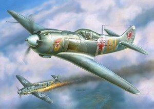 1:48 Soviet LA5 FN Fighter