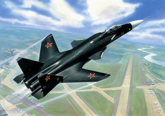 1:72 Su47 Berkut Fighter