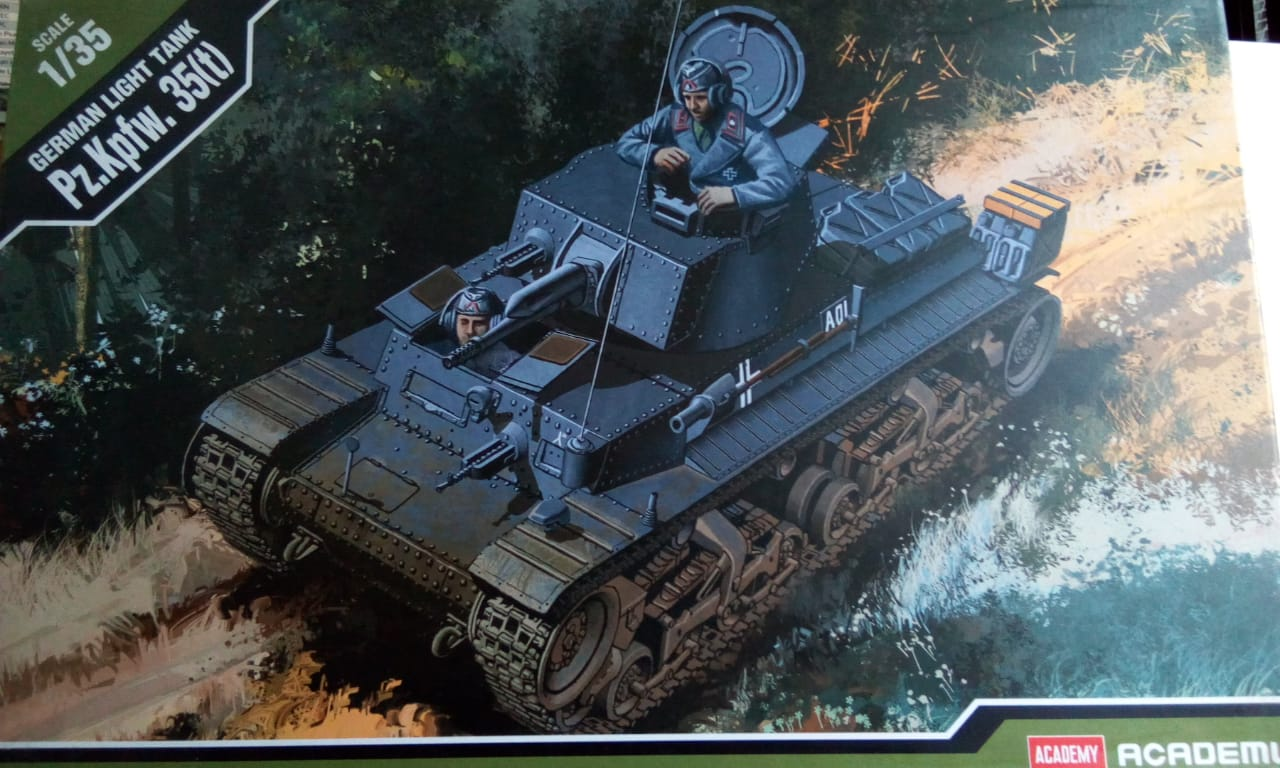 German Tank ACA