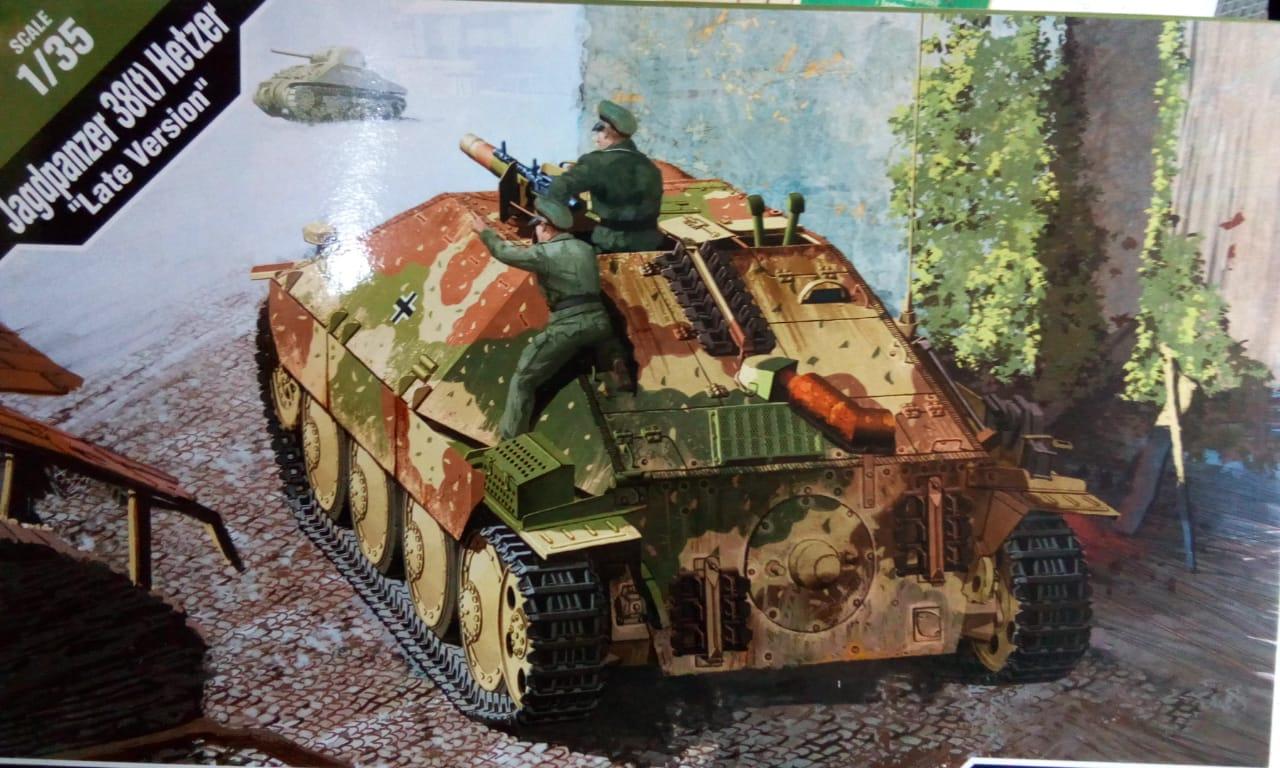 Jagdpanzer ACA