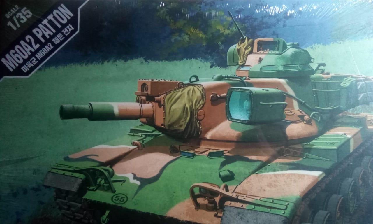M60A2 PATTON 1-35 Academy