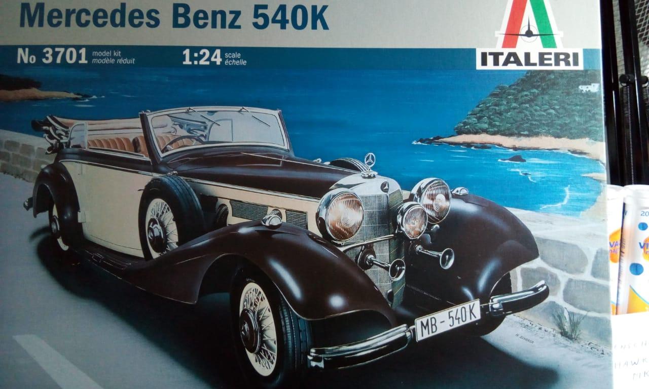 Mercedez Benz 540K