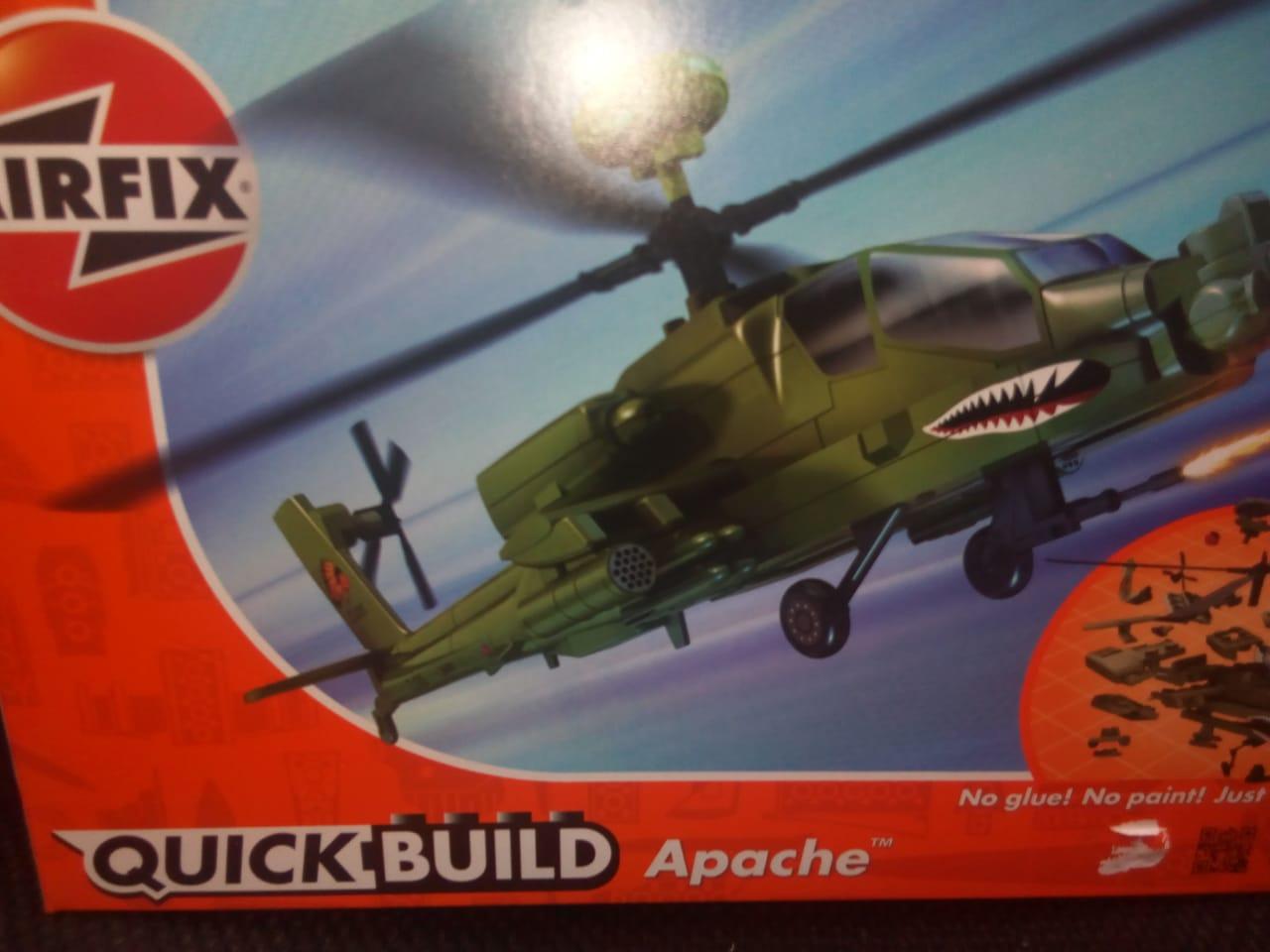QUICK BUILD APACHE