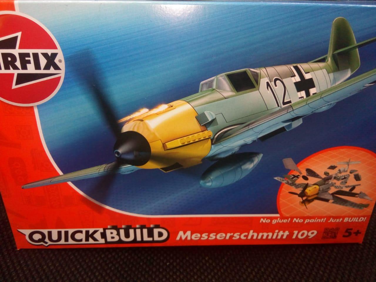 Quick build Me-109